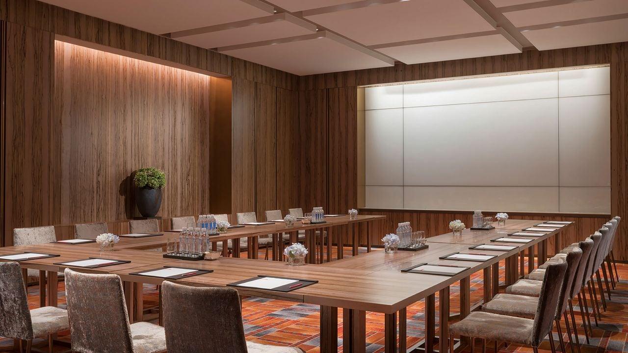 Grand Hyatt Changsha Meeting Room