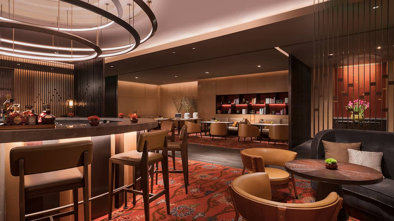 Grand Hyatt Changsha Lounge