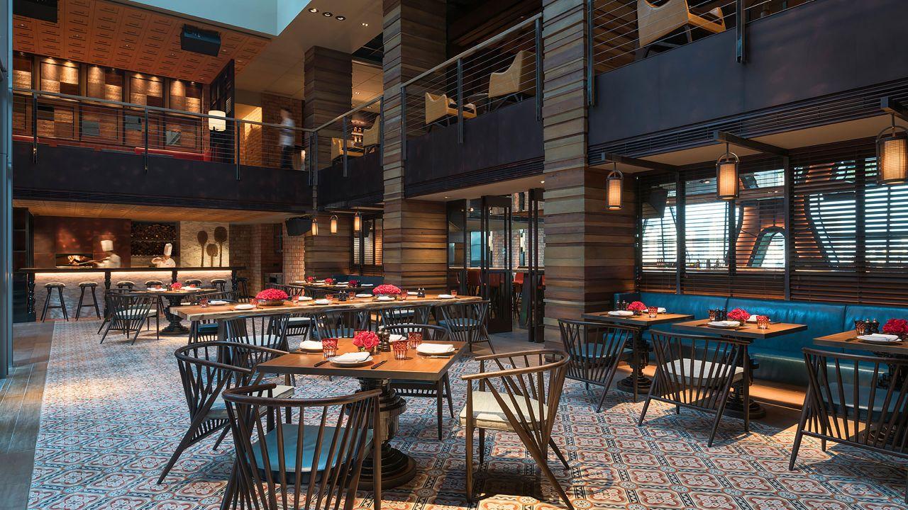 Casa Grande Dining Area