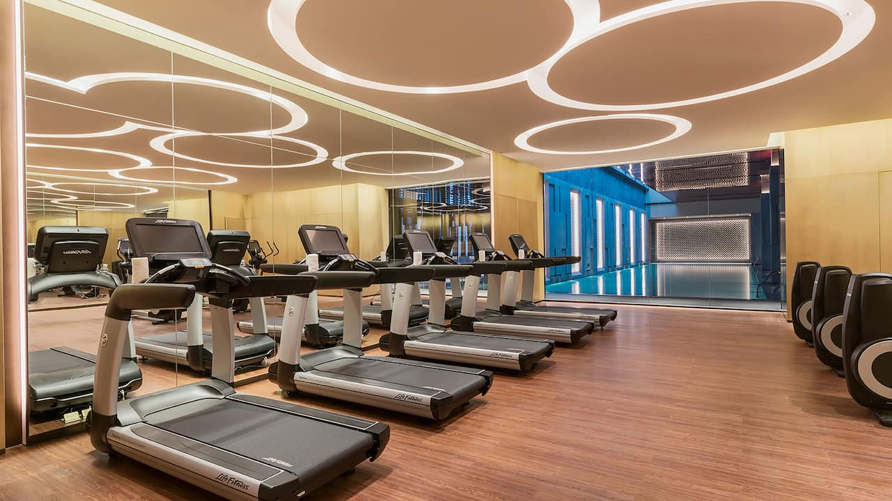 Grand Hyatt Changsha Fitness Center