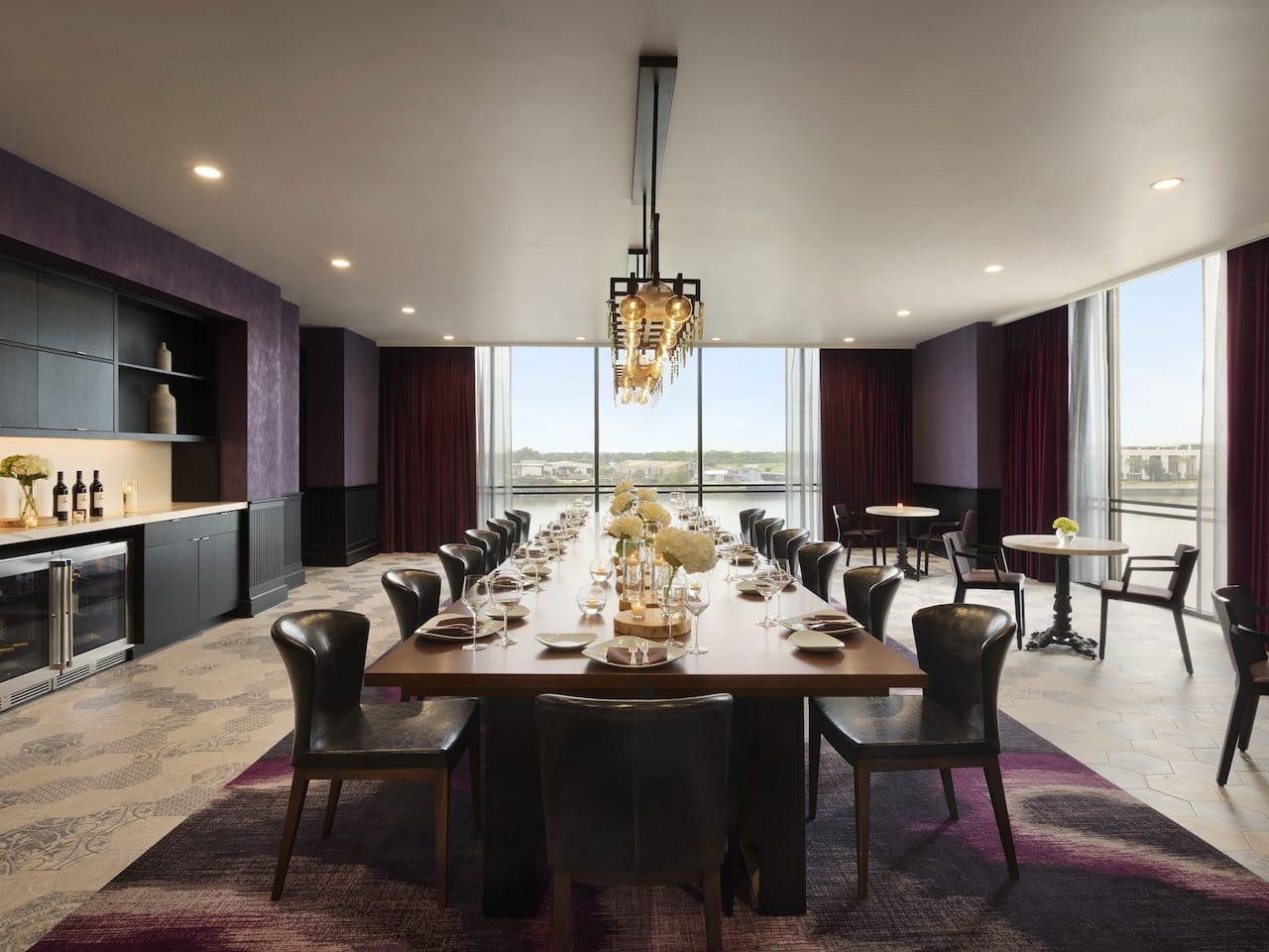 Private Dining at Hyatt Regency Savannah