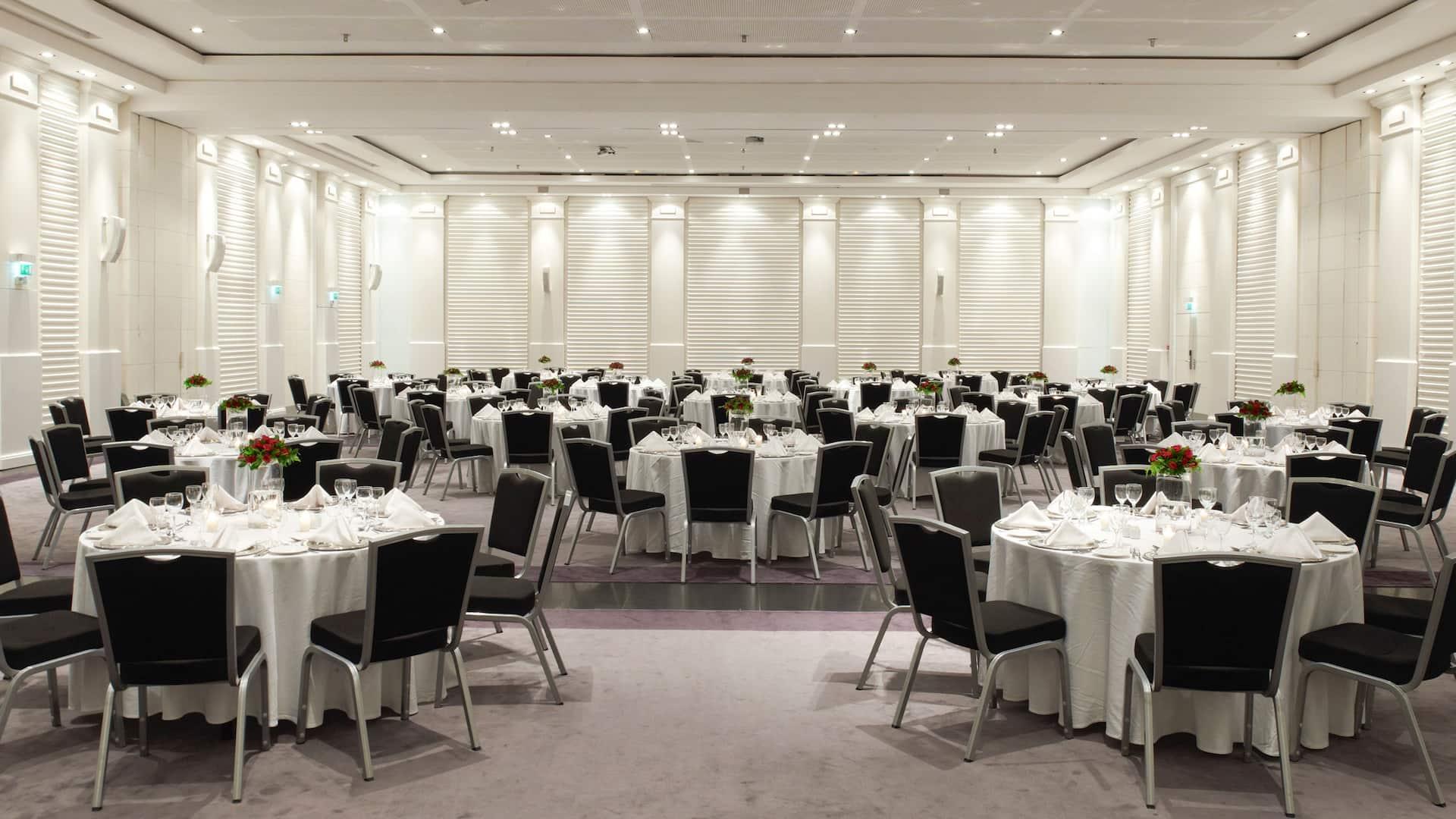 Ballroom gala