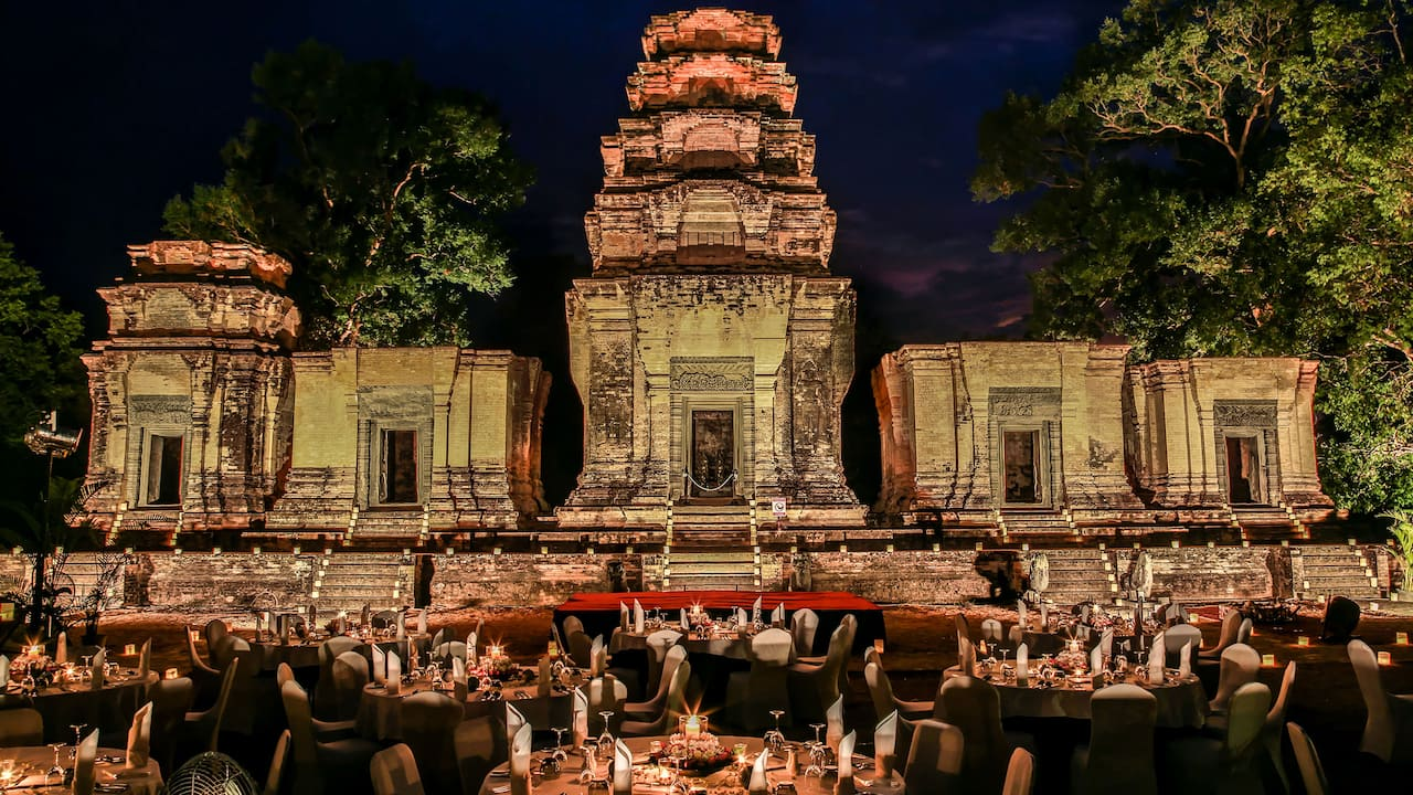 Meetings and Events in Siem Reap Apsara Dinner
