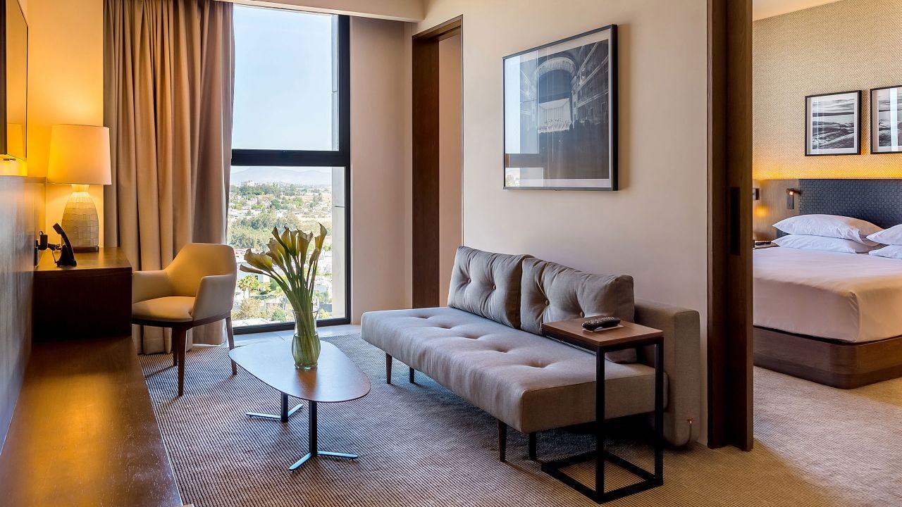 Regency Suite Living View