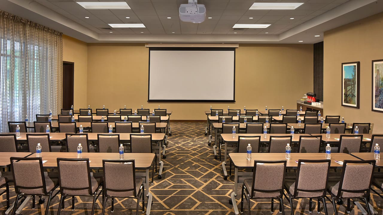 Meeting room set up