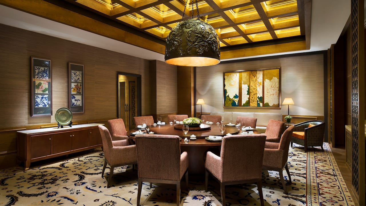 Changbai House Private Dining