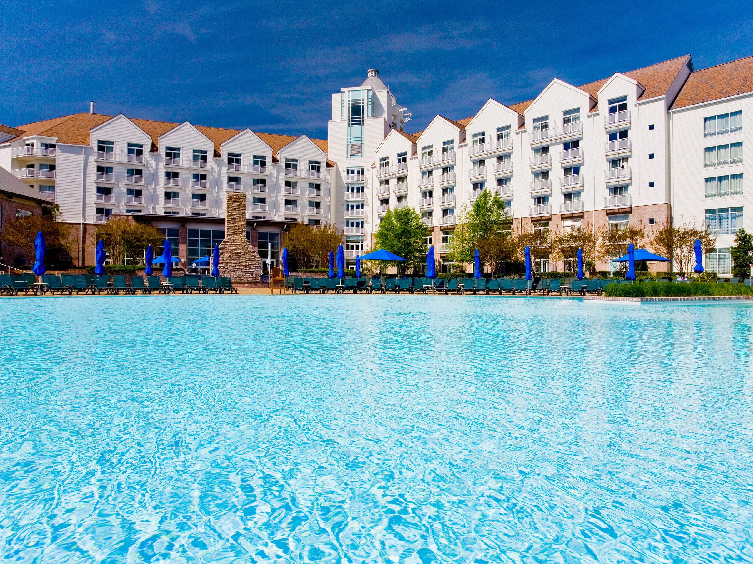 Waterfront Restaurants | Hyatt Regency Chesapeake Bay Golf