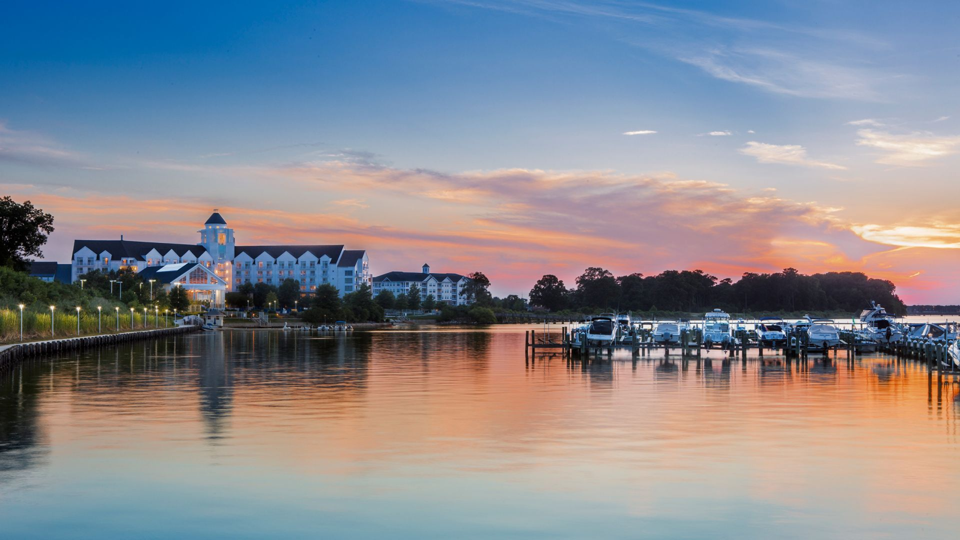 Chesapeake Bay Hotel And Spa