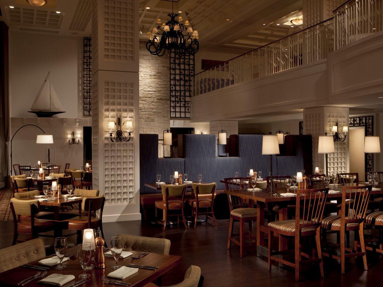 Chesapeake Bay Restaurant Hyatt Regency Chesapeake
