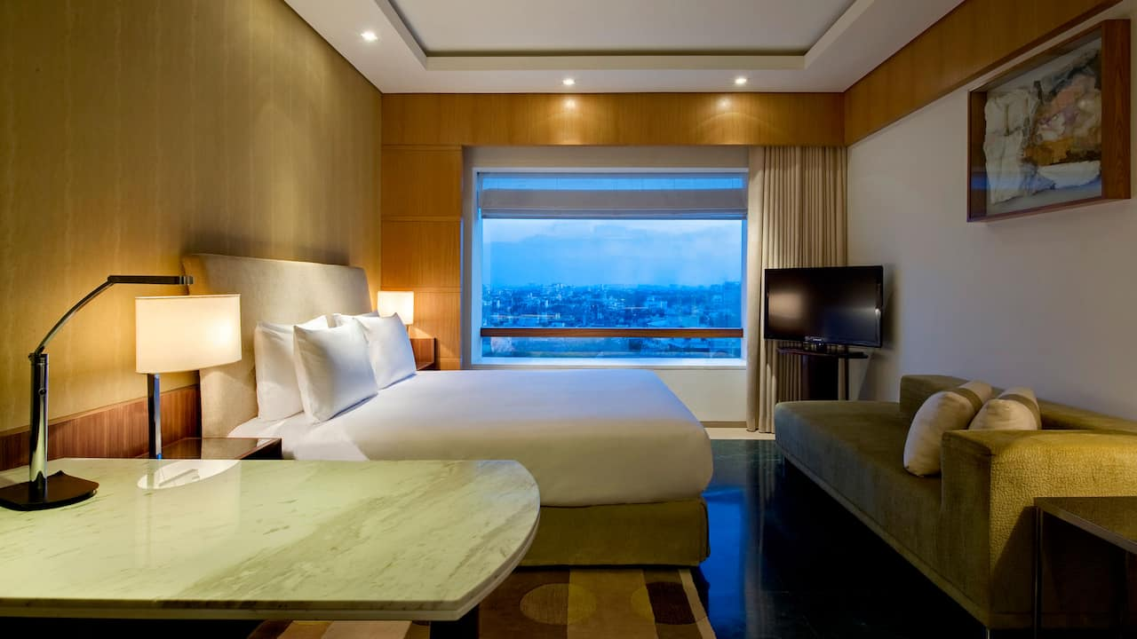 Room with view of Chennai
