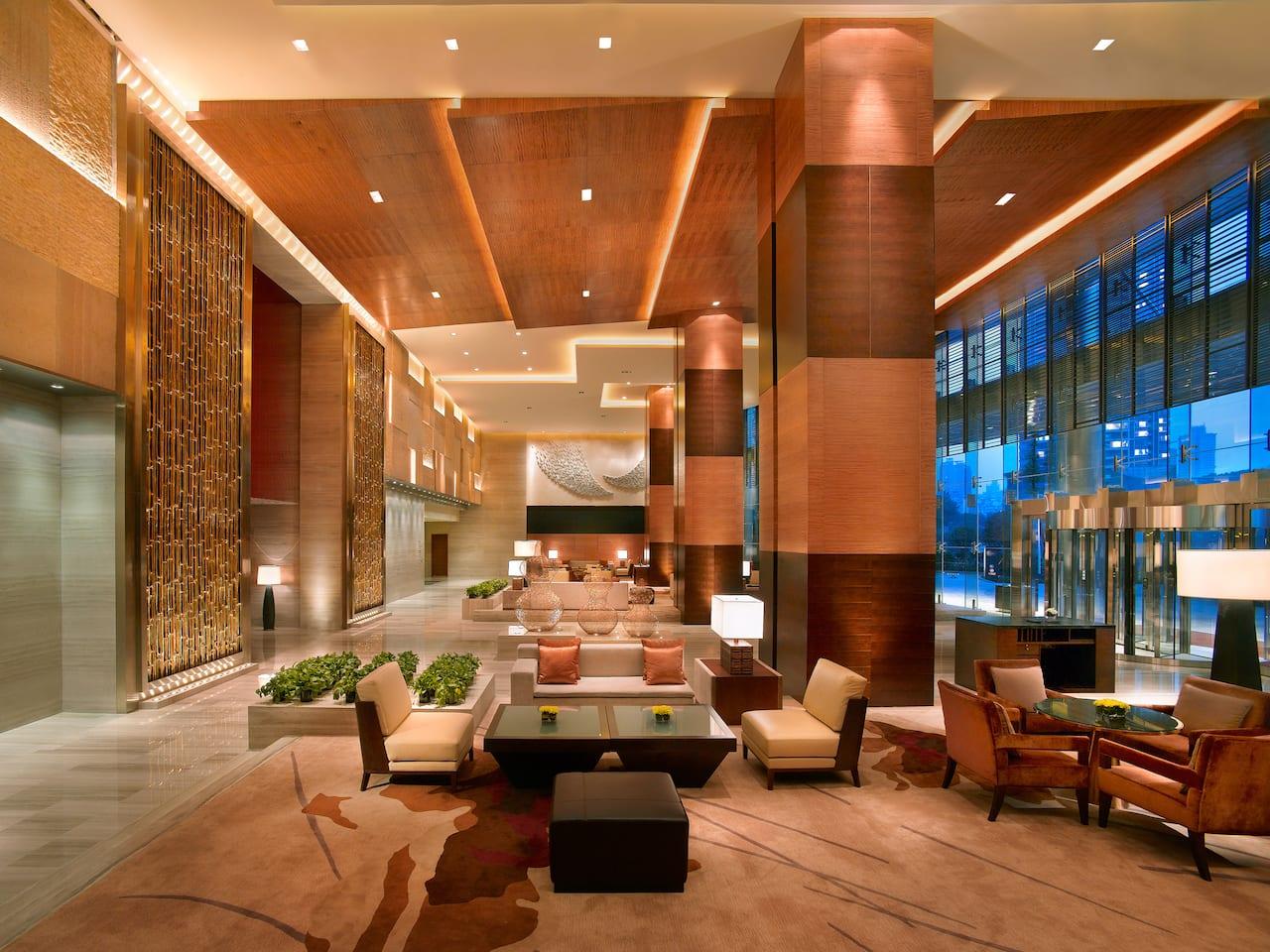 Hyatt Regency Chongqing Lobby Lounge