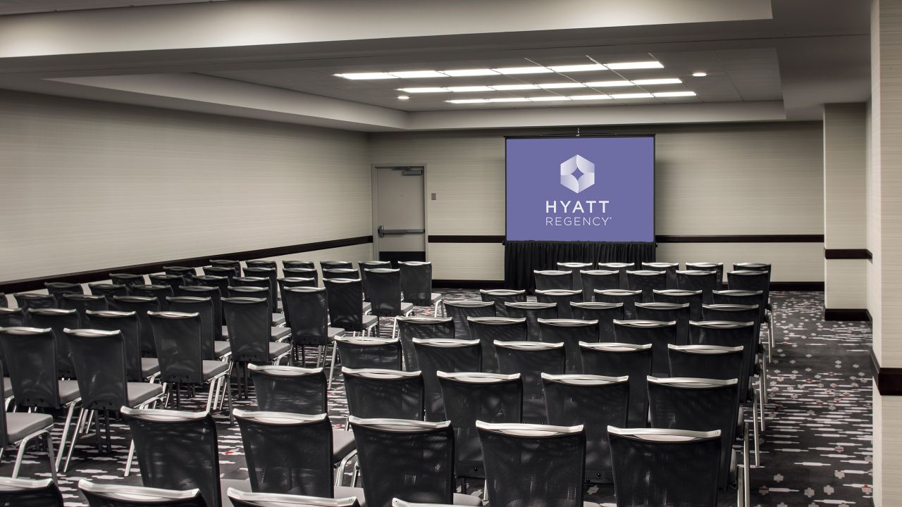 Hyatt Regency Cincinnati Buckeye Room A and B Meeting Venue in Downtown Cincinnati