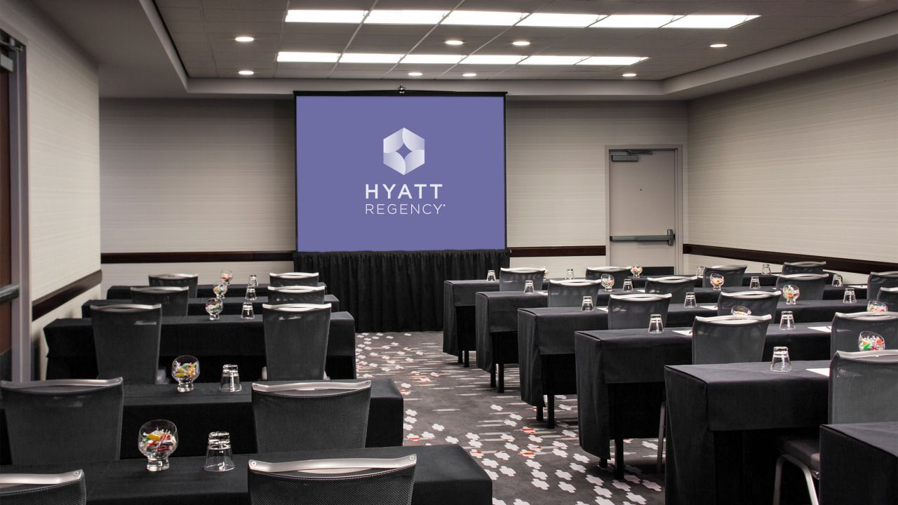 Hyatt Regency Cincinnati Bluegrass A and B Meeting Space in Downtown Cincinnati