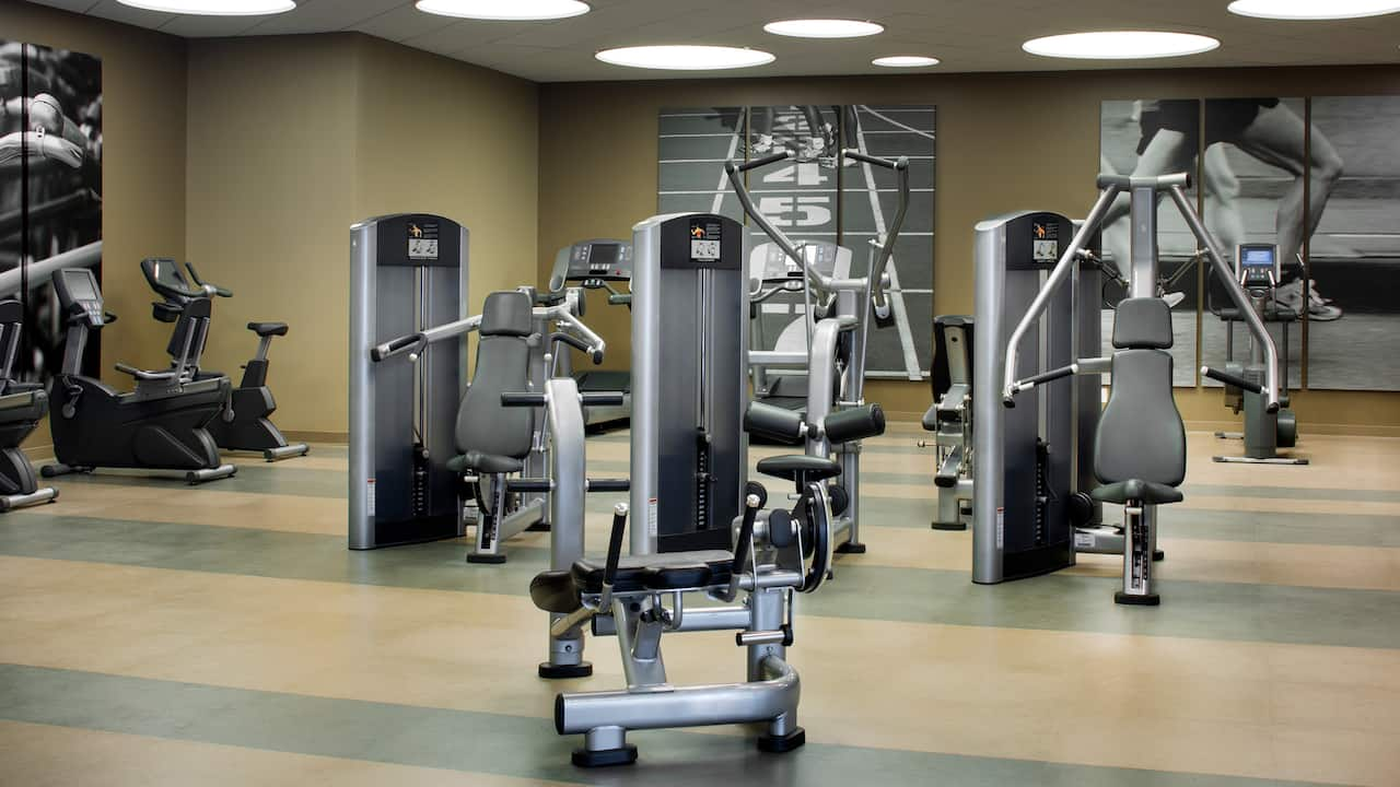 Hyatt Regency Cincinnati Hotel with Gym in Downtown Cincinnati