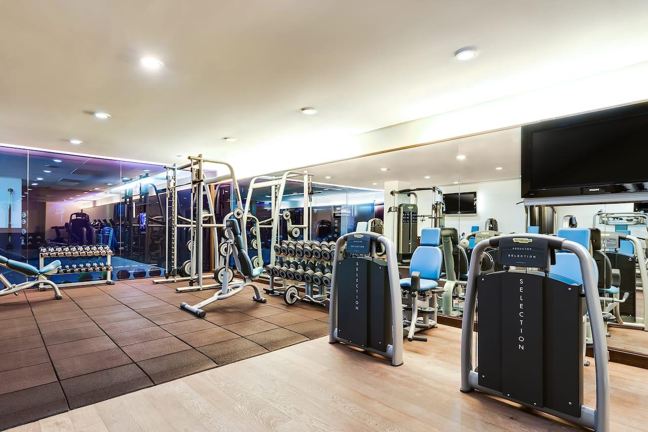 Olympus Club Room