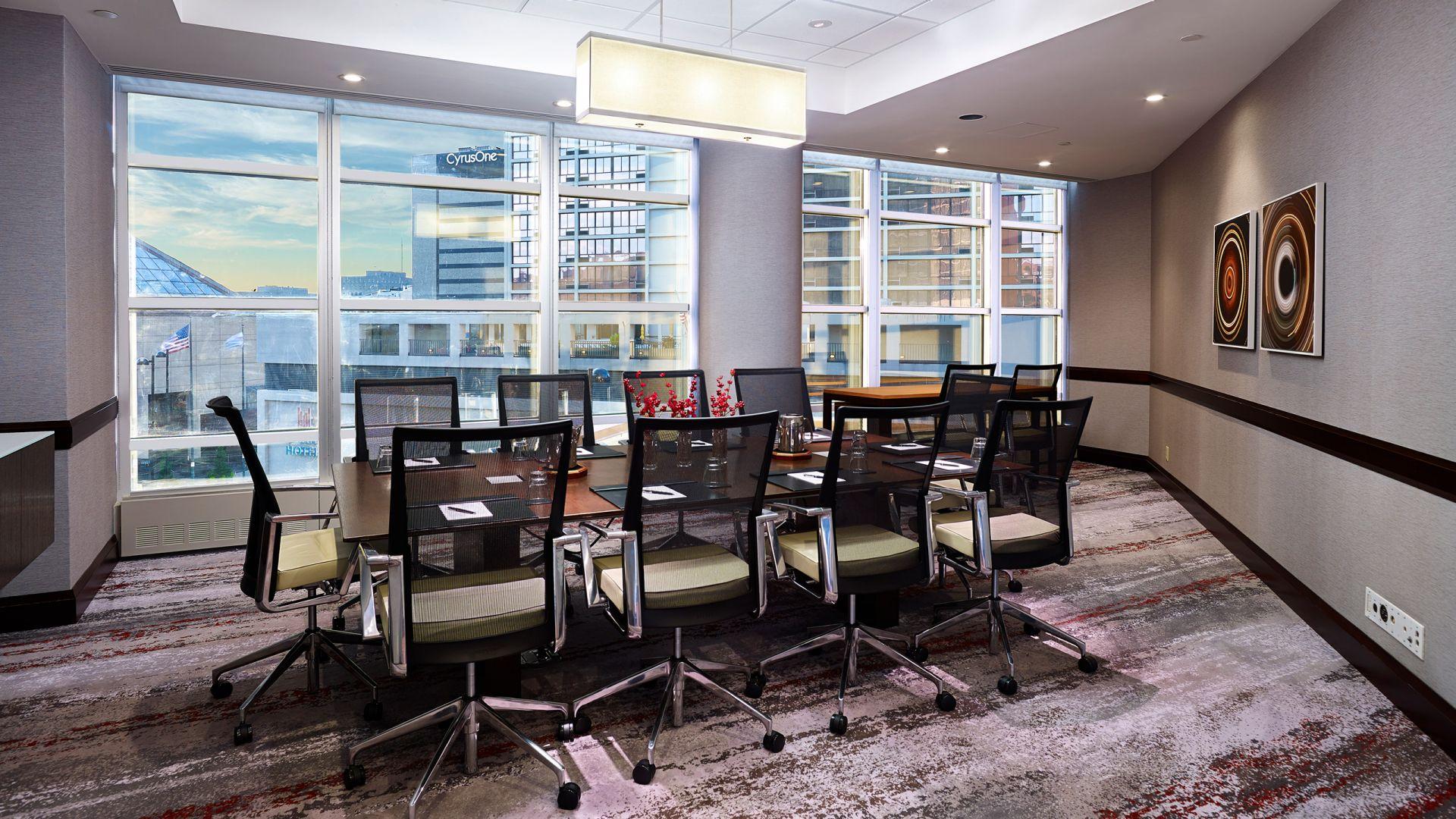 Hyatt Regency Cincinnati Meeting Venues in Downtown Cincinnati