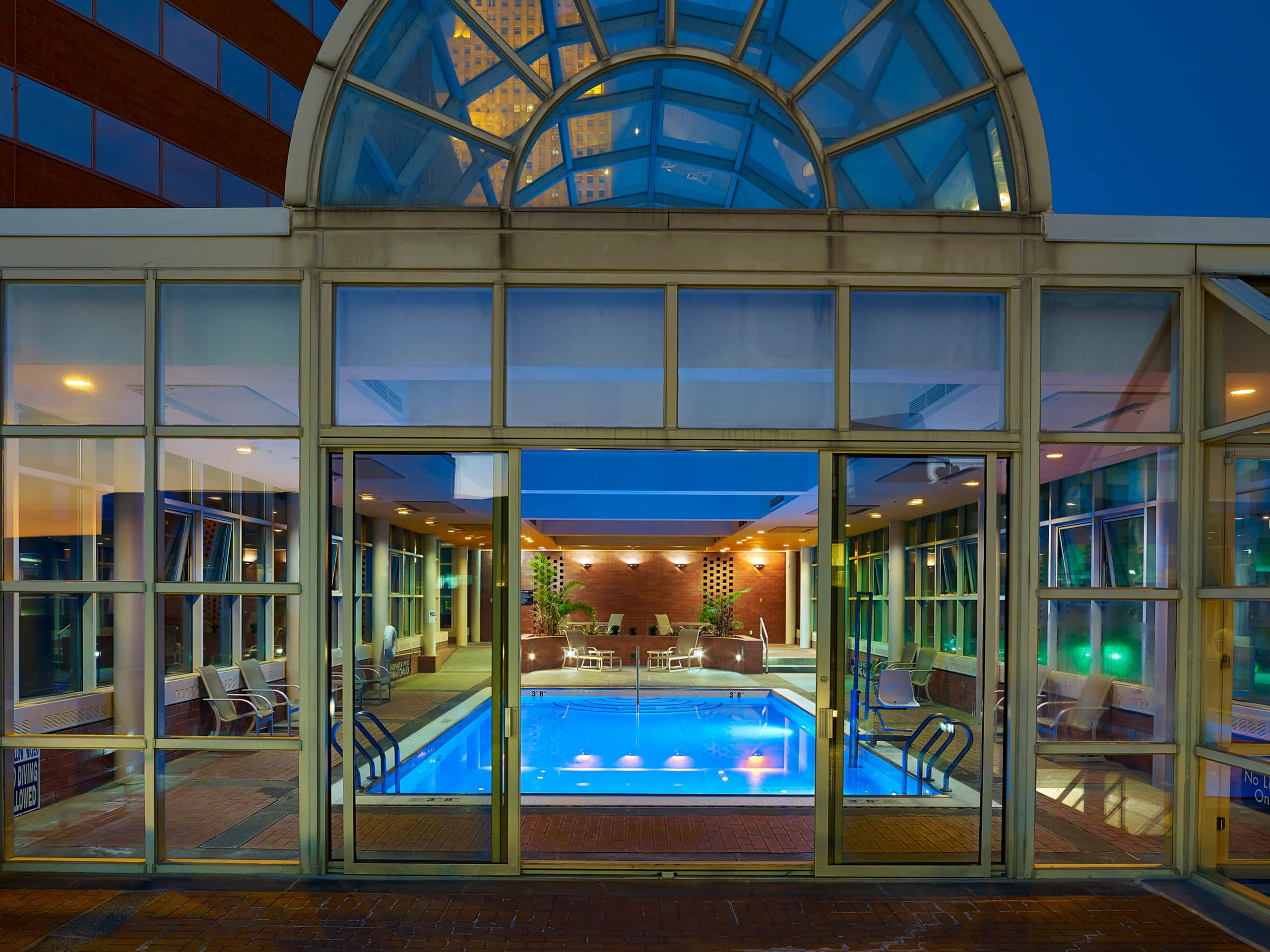 Modern Downtown Cincinnati Hotel – Hyatt Regency Cincinnati