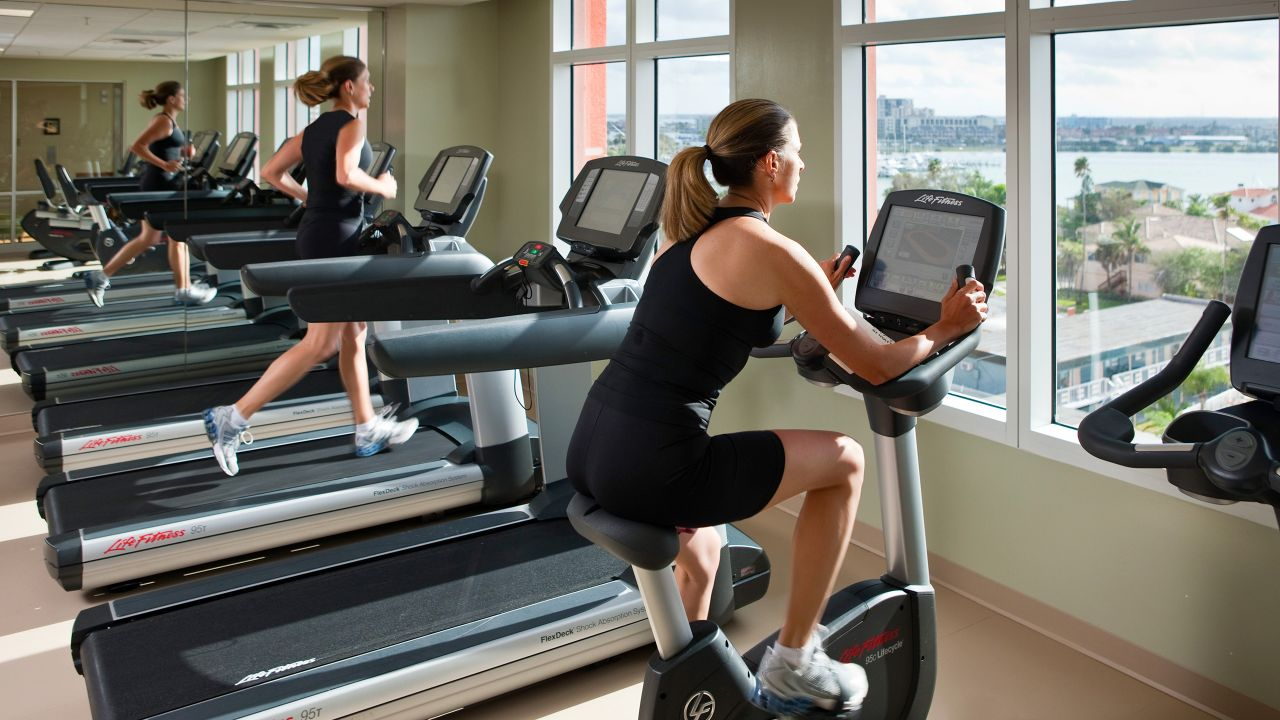 Hyatt Regency Clearwater Beach Resort Fitness Center