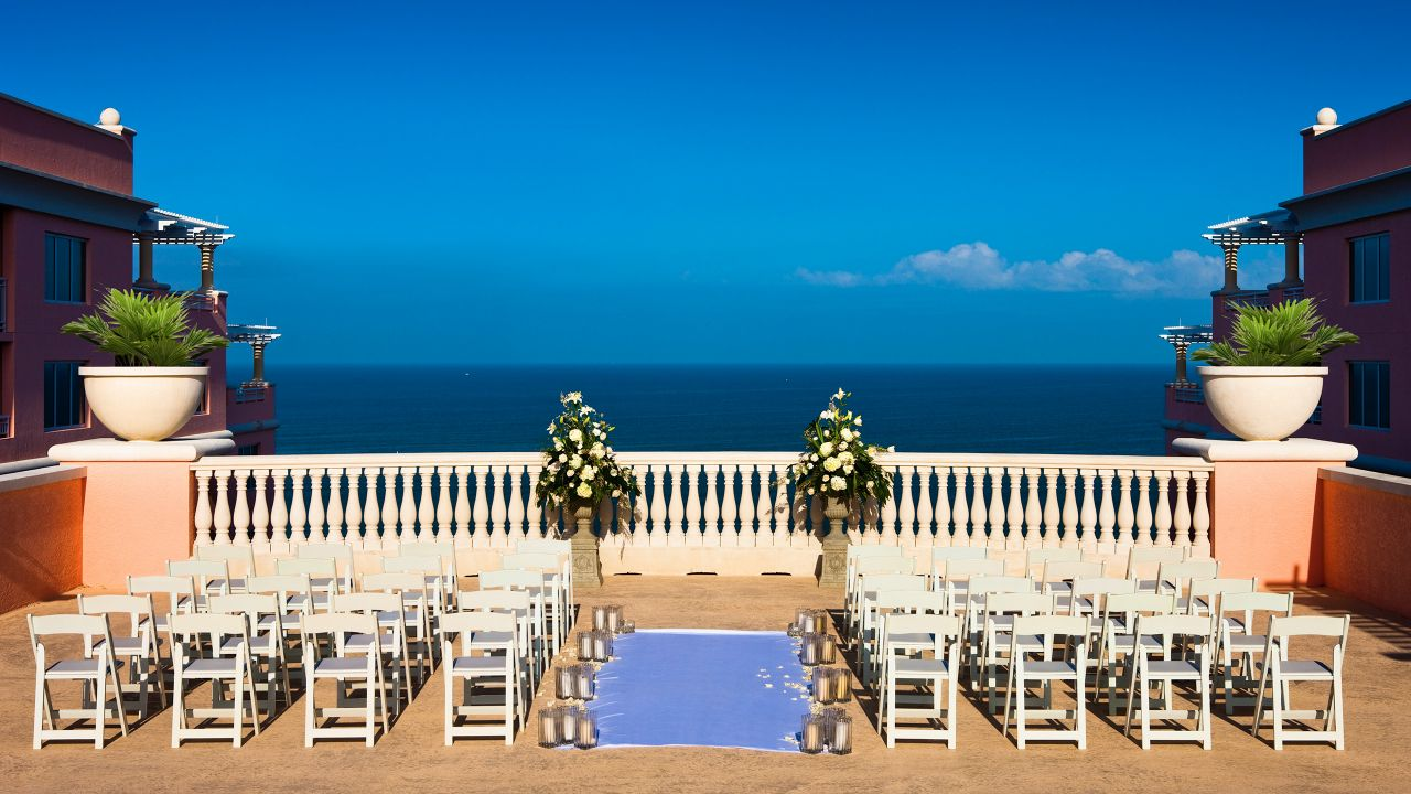 Florida Beach Wedding Venues Hyatt Regency Clearwater Beach Resort