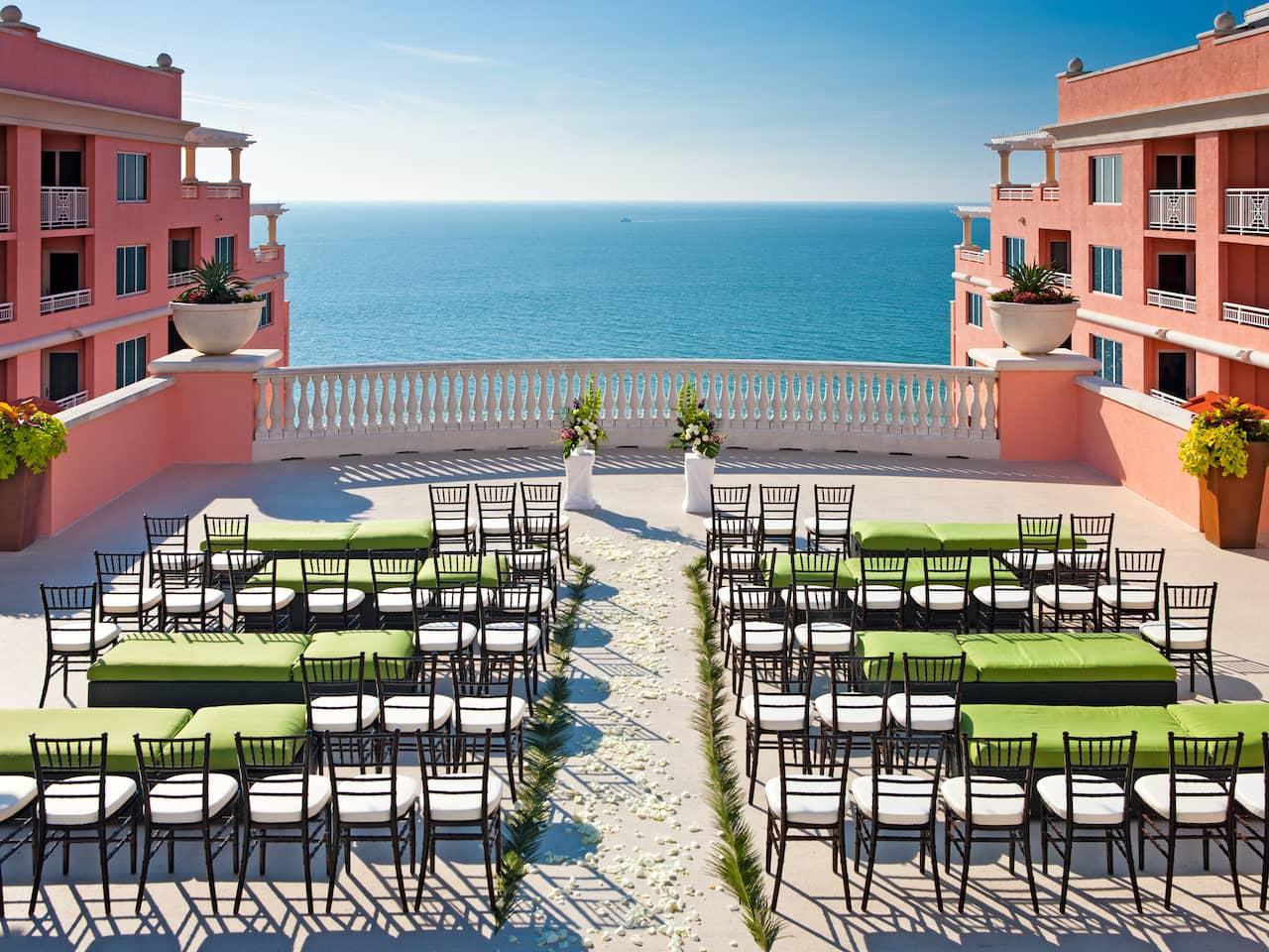 Sky Terrace Wedding Ceremony