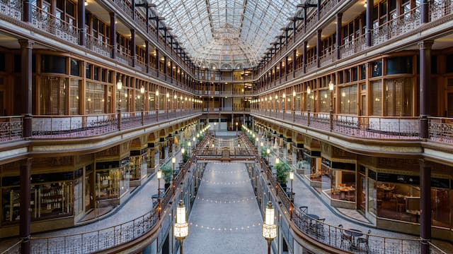 Hyatt Regency Cleveland at The Arcade