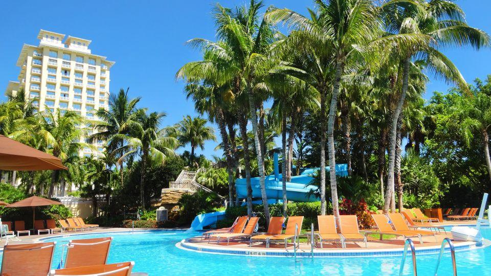 Florida Hotel with Lazy River & Waterslides   Hyatt Regency Coconut ...