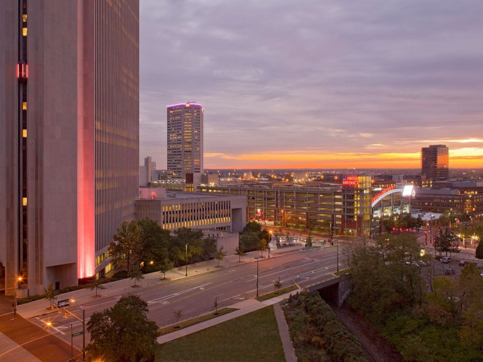 Columbus Convention Center Hotel