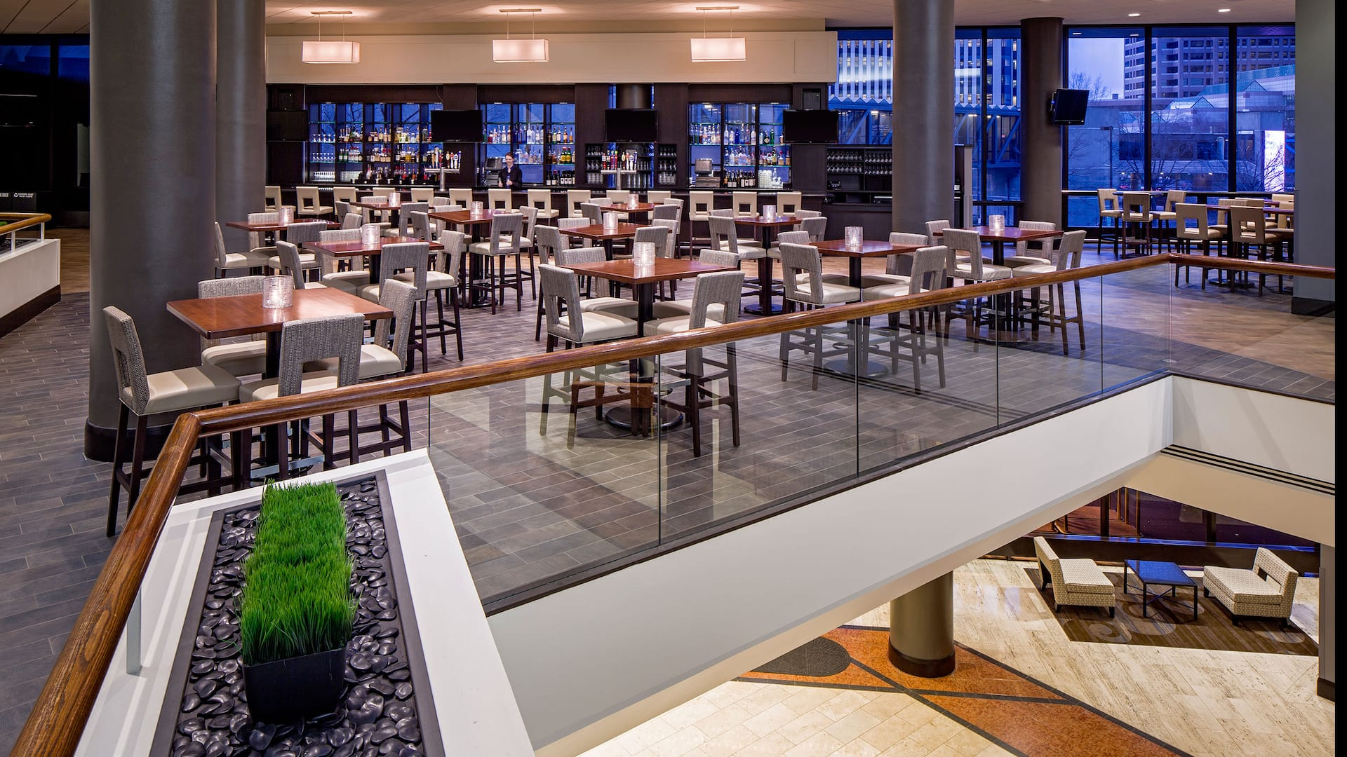 Hyatt Regency Columbus Restaurants