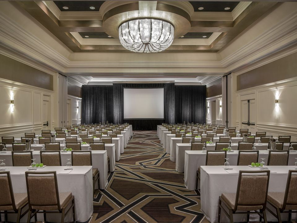 Hyatt Regency Coral Gables Meetings Space