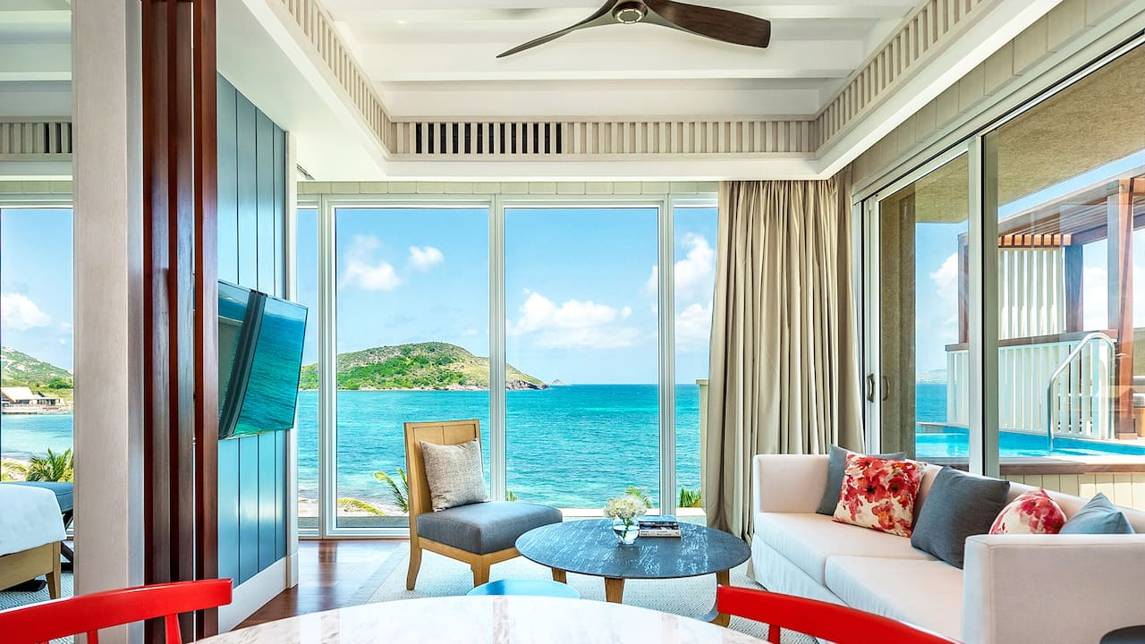 Park Hyatt St. Kitts Nevis Peak Suite