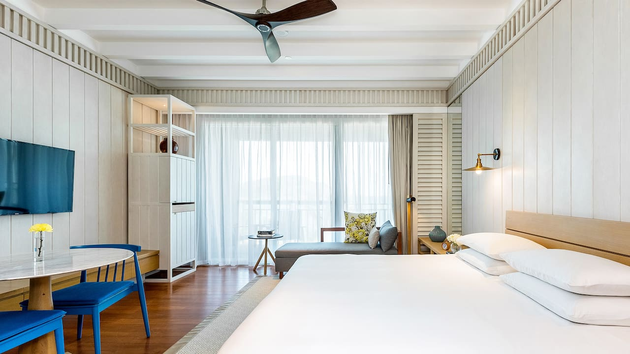 Park Hyatt St. Kitts Christophe Harbour King Room
