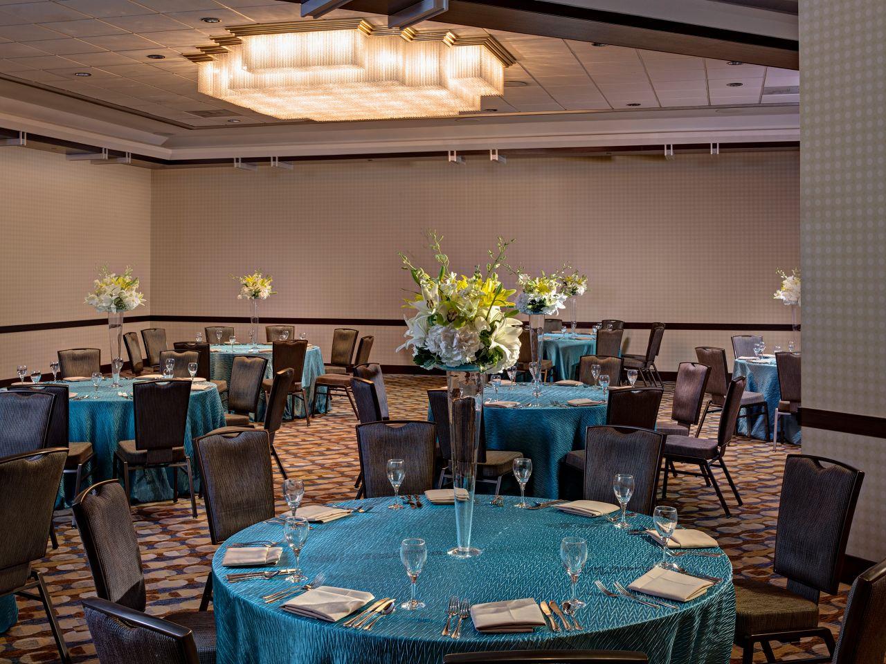 Pegasus Ballroom Banquet Style