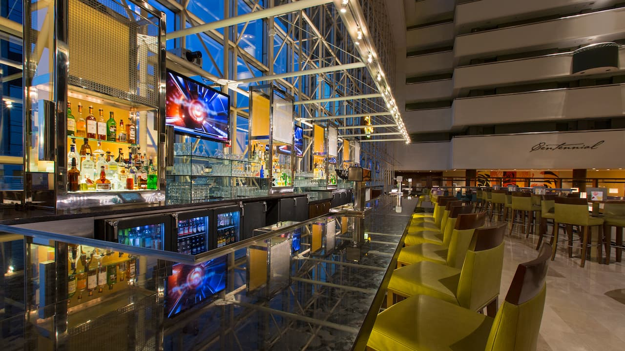 Hotel Bar Hyatt Regency Dallas