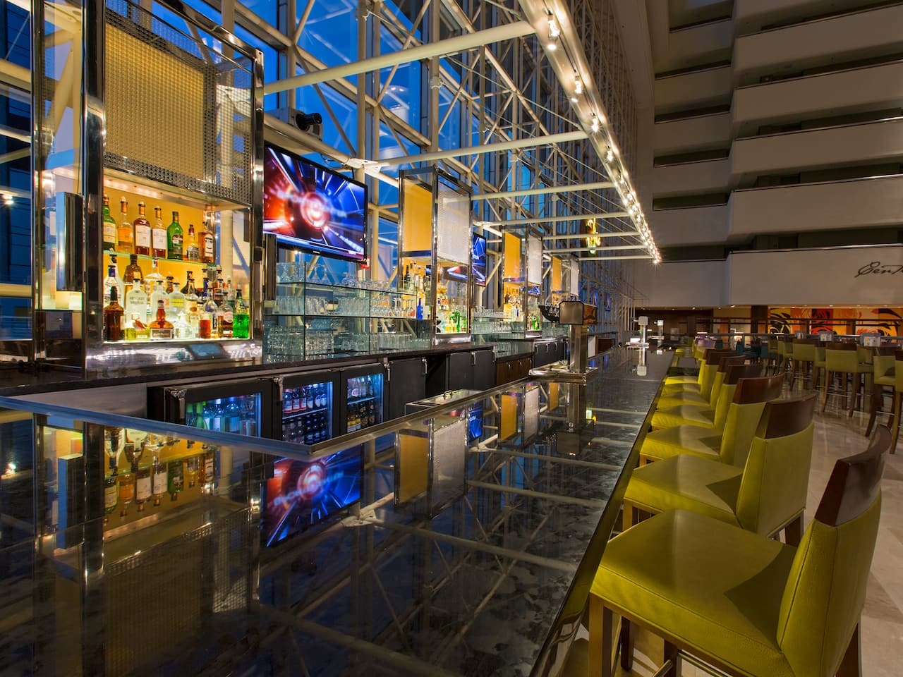 Monduels Bar Hyatt Regency Dallas