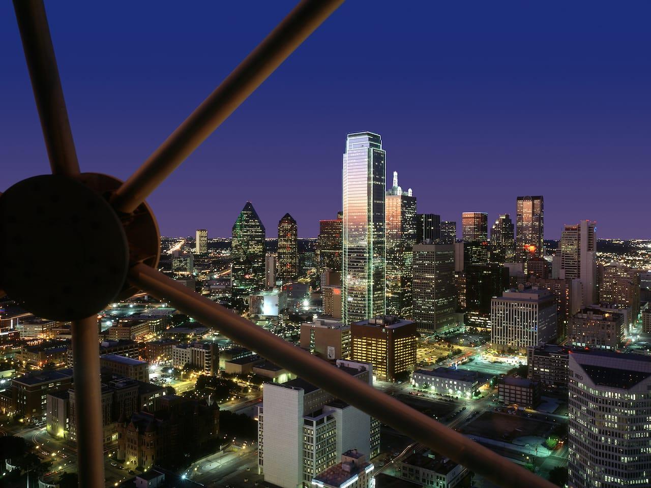 Hyatt Regency Dallas Five Sixty By Wolfgang Puck