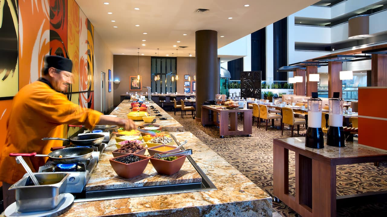 Centennial Breakfast Buffet Hyatt Regency Dallas