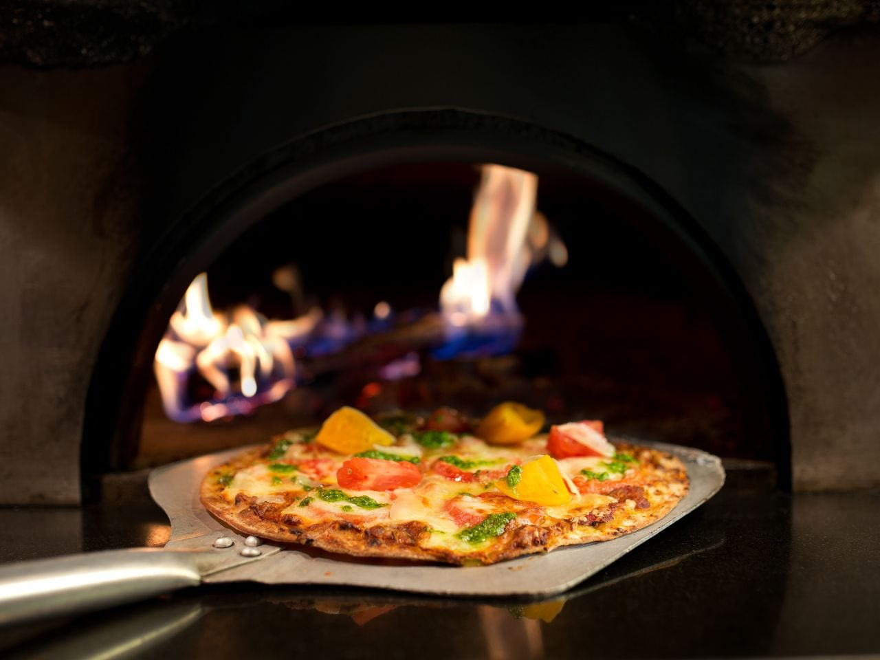 Parrinos Woodfire Oven Pizza