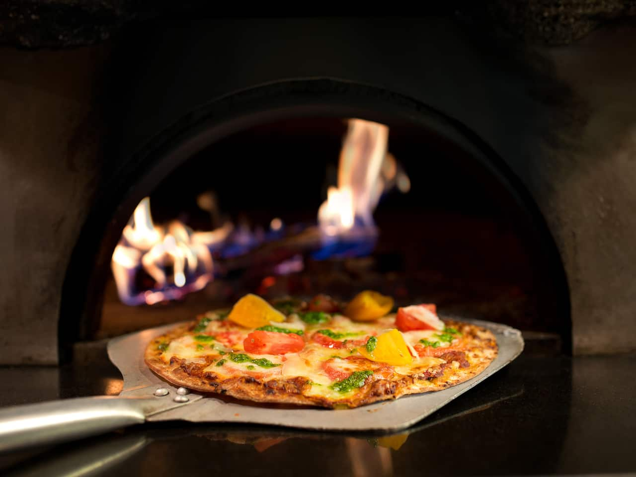 Parrinos Woodfire Oven Pizza Hyatt Regency Dallas