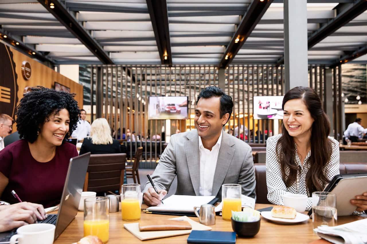 Hyatt Regency Dar es Salaam business meeting room