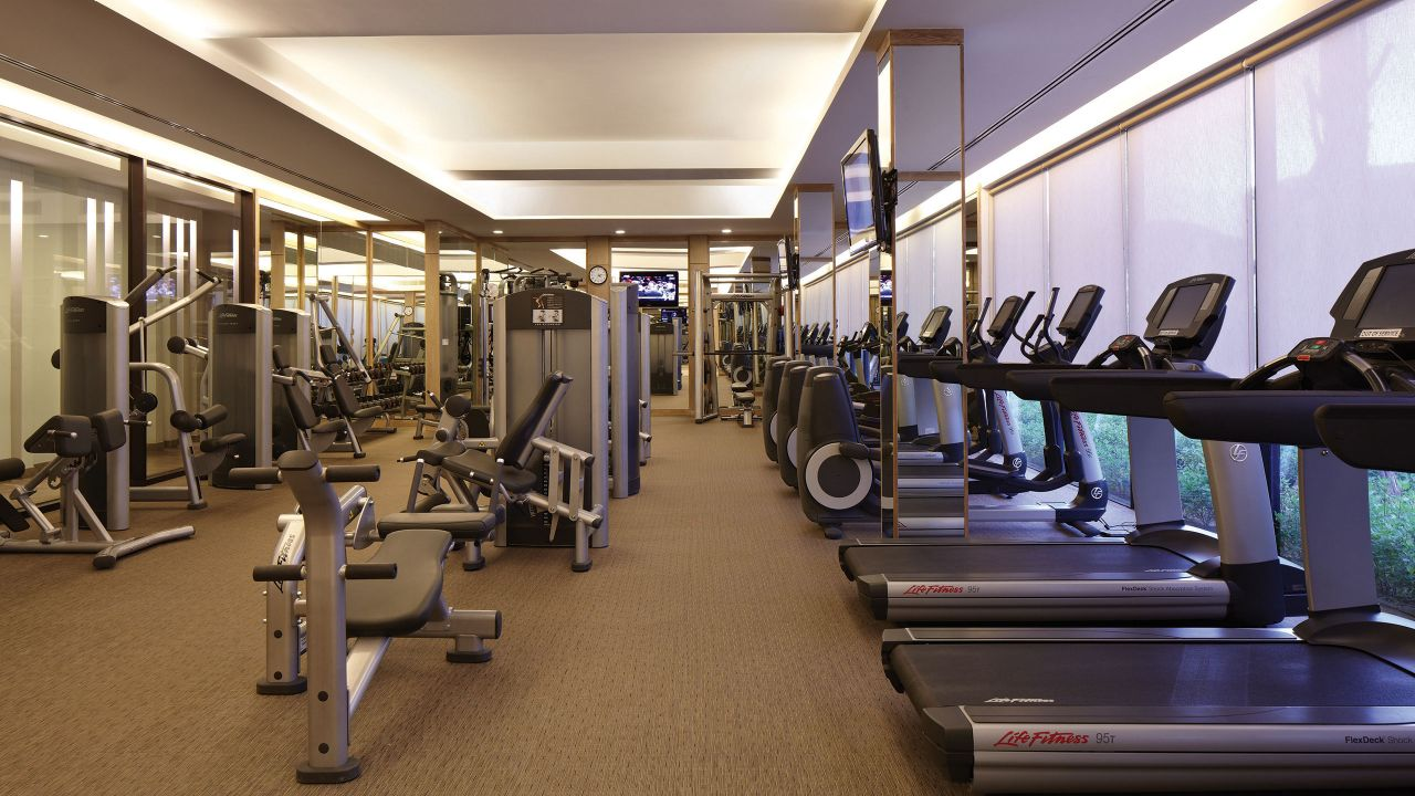 Exercise Classes at Hyatt Regency Danang Resort Fitness Center