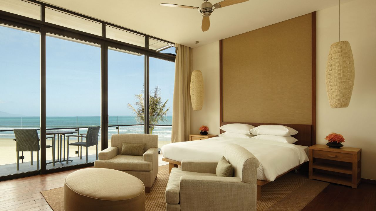 Ocean Villa Bedroom