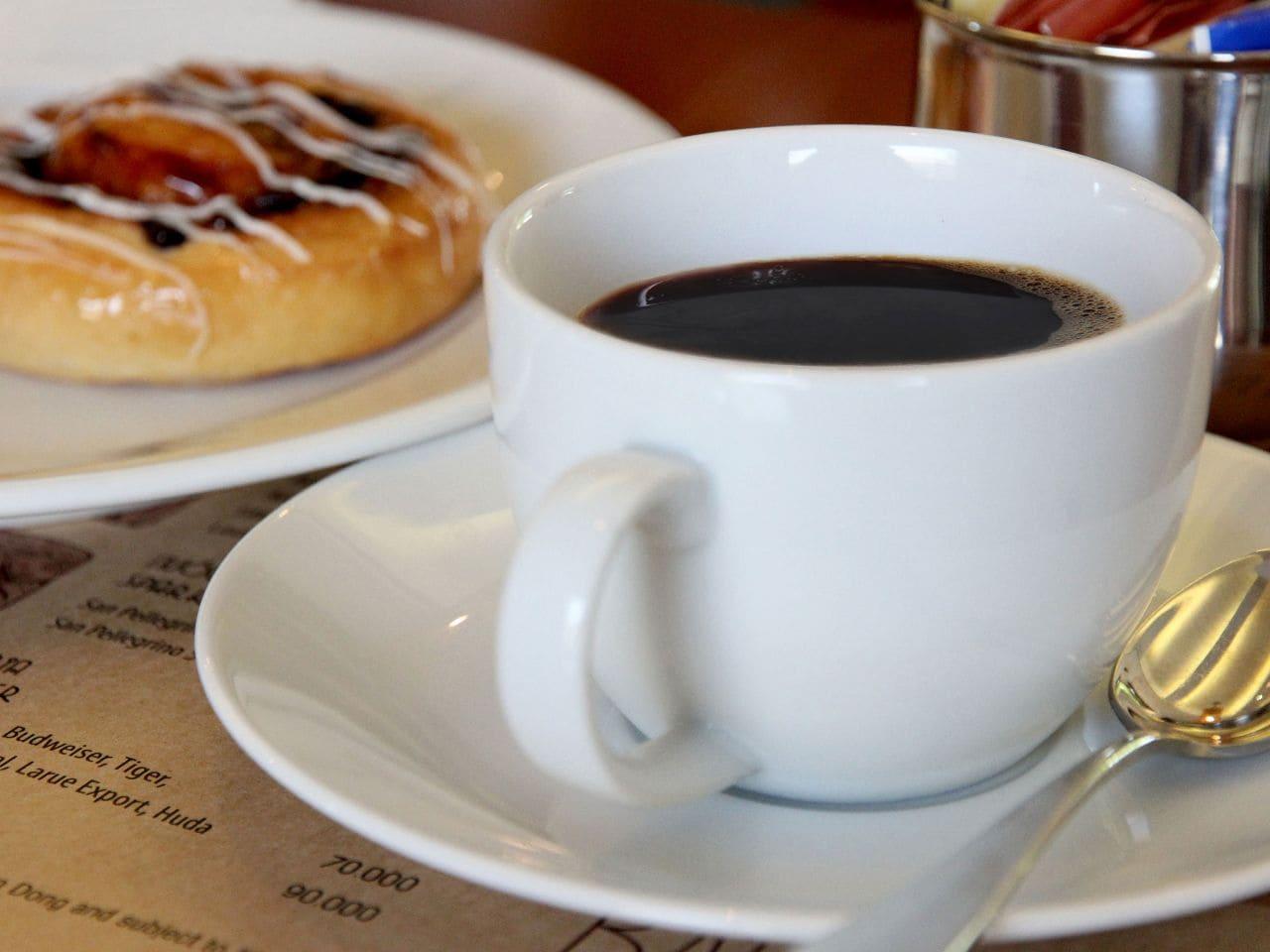 Baguette Black Coffee
