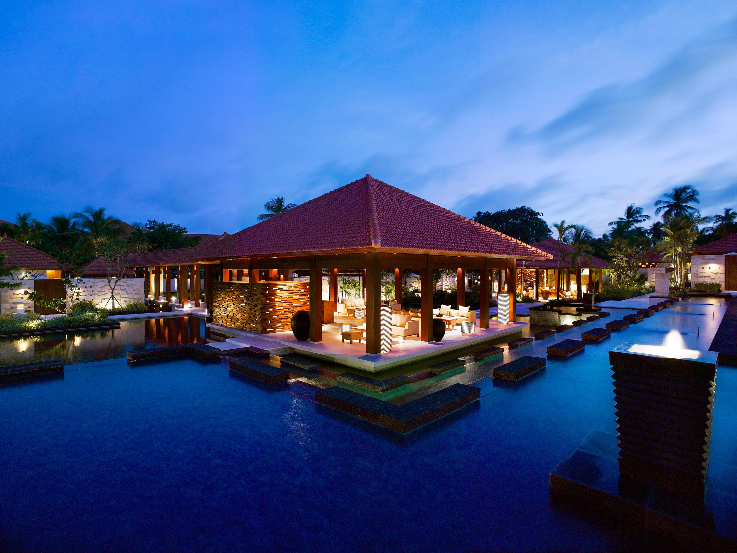 Voucher Hotel Intercontinental Bali Resort Jimbaran 5 Star Hotels Nusa Dua Indonesia Grand Hyatt