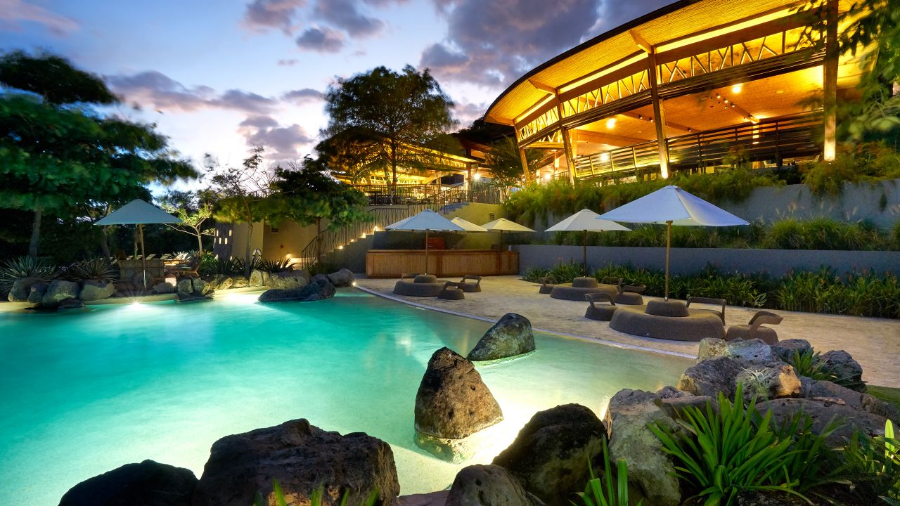 Andaz Costa Rica Rio Bhongo Pool