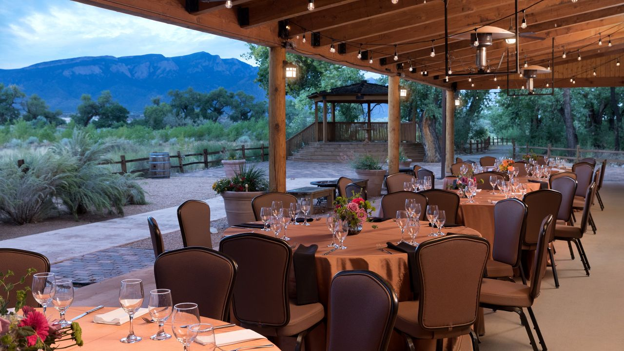 Hyatt Regency Tamaya Resort & Spa Cottonwoods Group