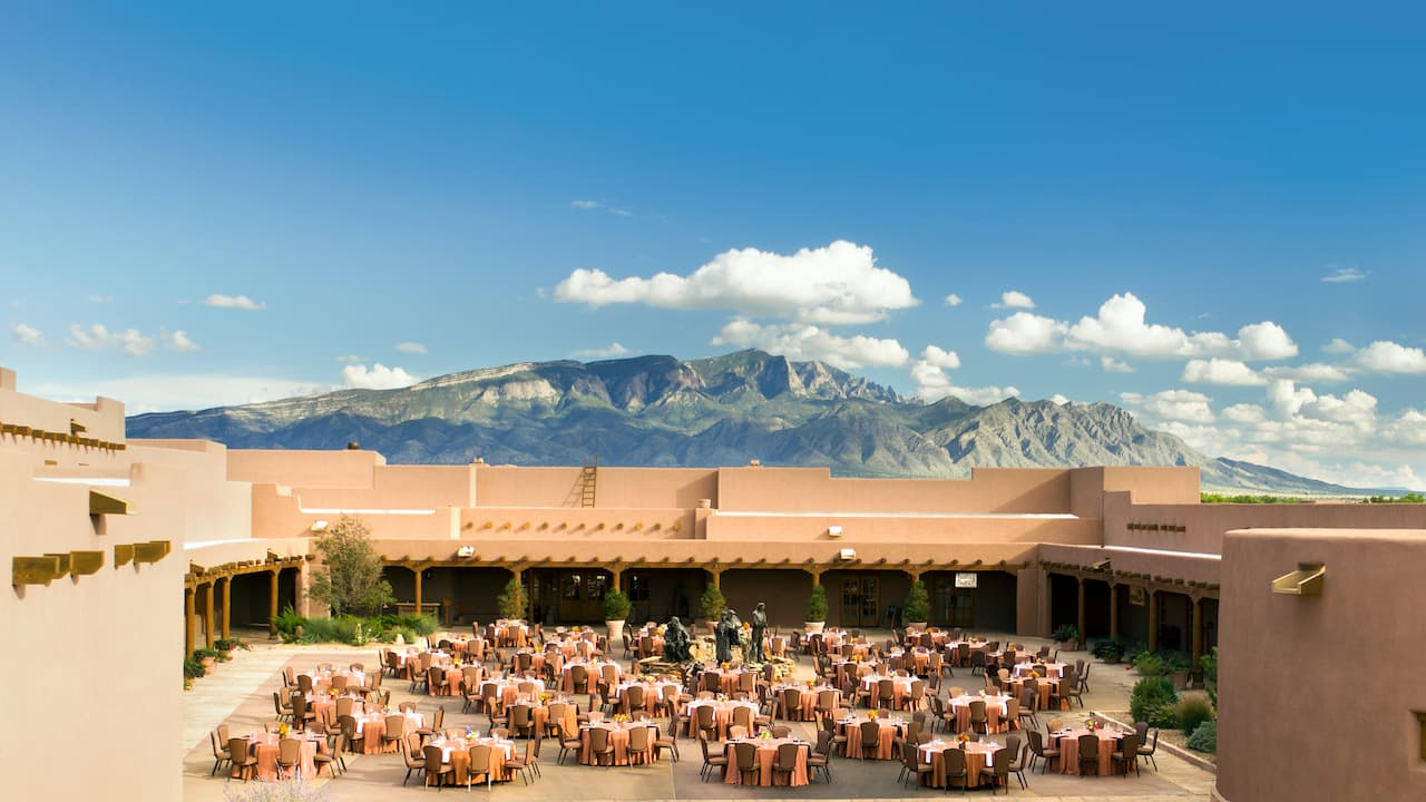 Meetings Hyatt Regency Tamaya Resort & Spa