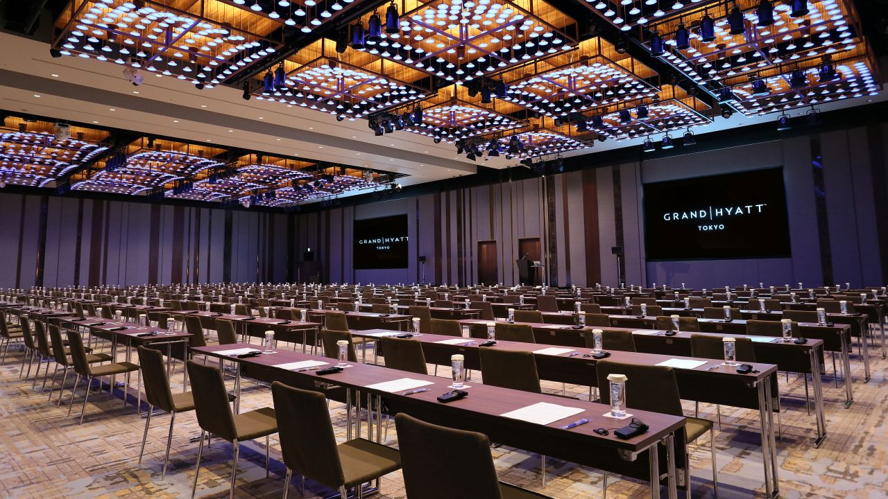 Meetings and conference at Grand Ballroom