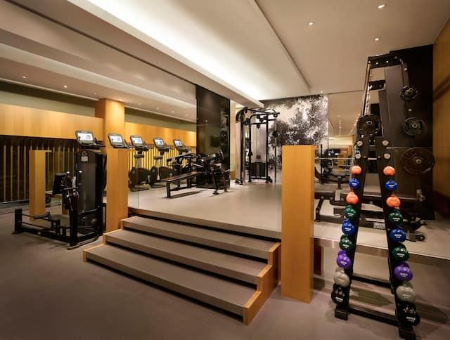 Grand Hyatt Seoul Club Olympus