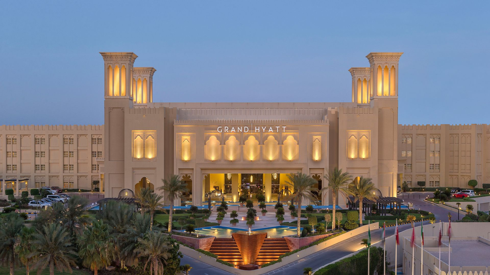 5 star hotels in Doha