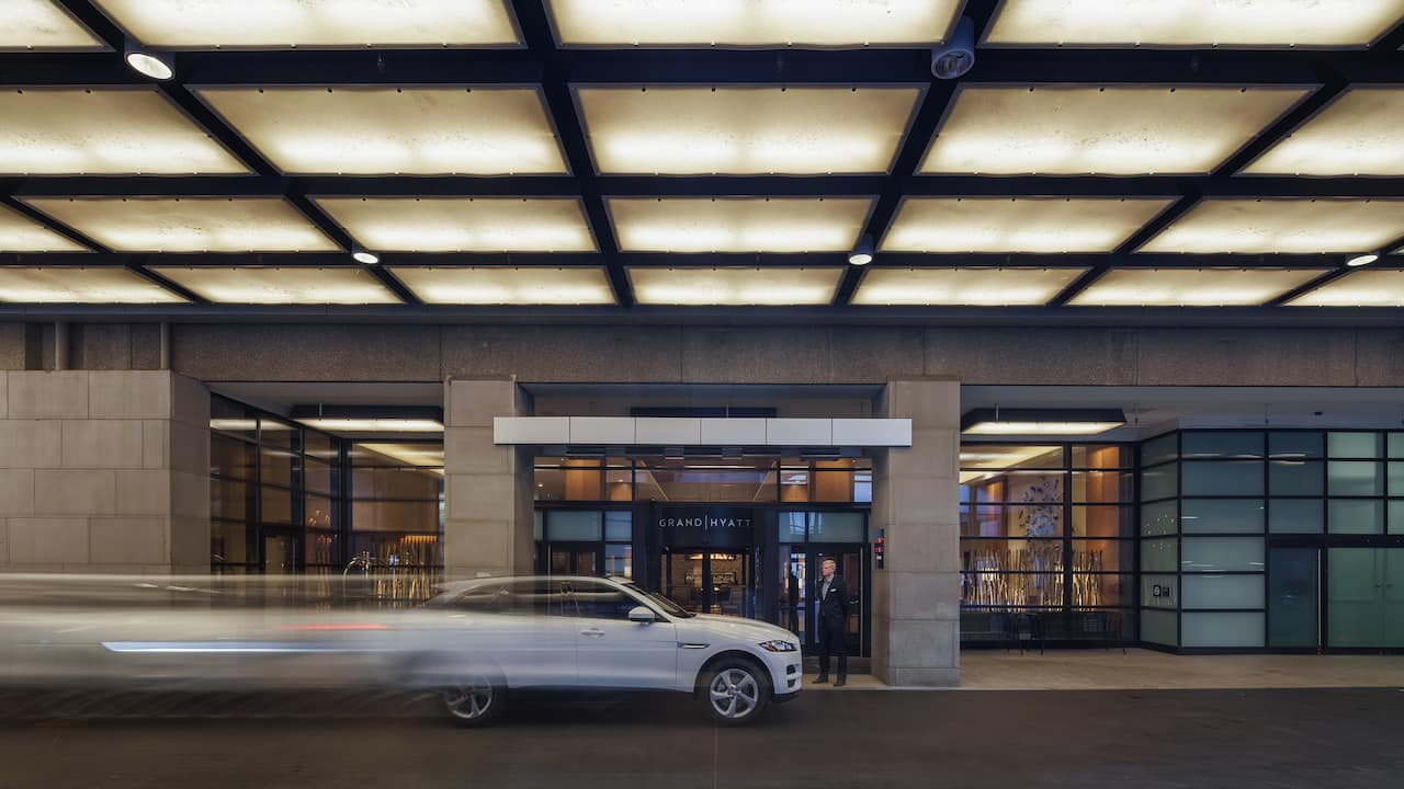 Drive Entrance
